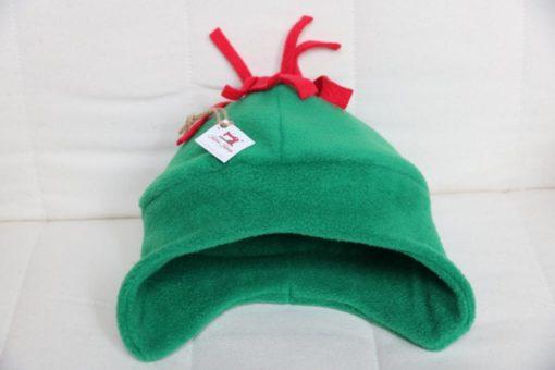 Detská čiapka zelená